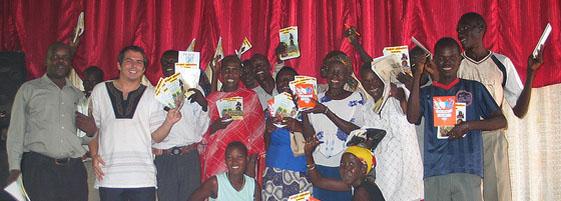 Das Team von Lodwar2go