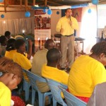 Seminar über effektive Evangelisation