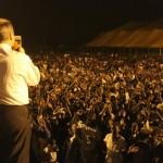Tausende kommen zu unserer Evangelisation