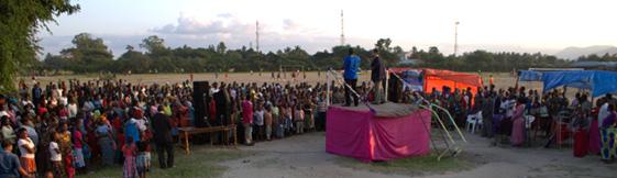 Magugu Celebration