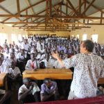 Predigt in der Schule