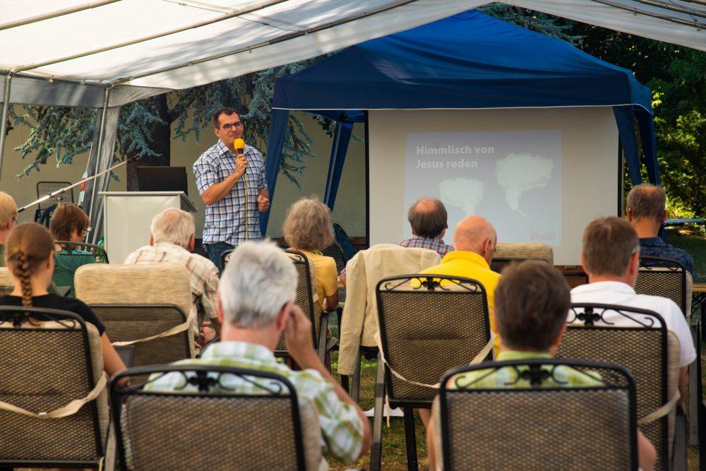 Seminar im Freien (Aufgrund der Coronamaßnahmen)